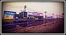 Texaco Truck Rain