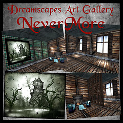 Dreamscapes Art Gallery - NeverMore