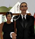 Presidential Gothic