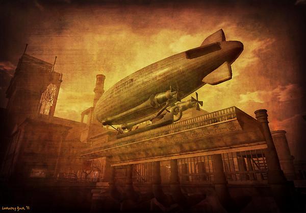 Steam Zeppelin