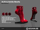 [NeurolaB Inc.] Activa ankle red Edition v1