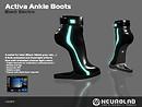 [NeurolaB Inc.] Activa ankle Black Electro v1