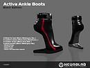 [NeurolaB Inc.] Activa ankle Black Edition v1