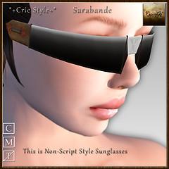 *+Crie Stye+* Sarabande