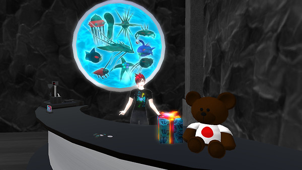 Japan Relief Bear