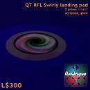 QT RFL Swirly landing pad