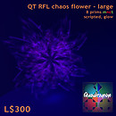 QT RFL chaos flower - large