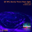 QT RFL Barely There floor light
