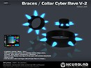 [NeurolaB Inc.] Collar cyber rave-2