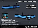 [NeurolaB Inc.] Belt Cyber Rave V-2