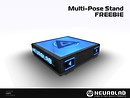 [NeurolaB Inc.] Multi-Pose Stand v2_1