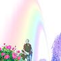 A Rainbow Appeared