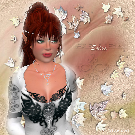 Selea - self portrait - 02