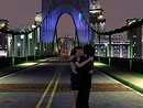 Romance on a Bridge