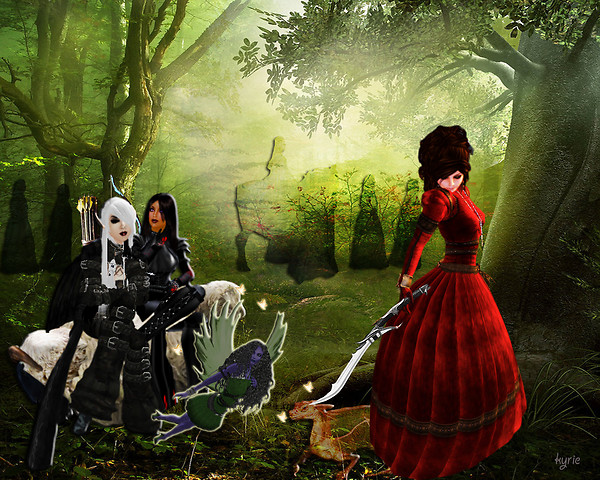 forest elves tales 2