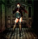 Steampunk Sally