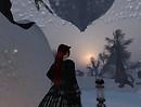 Daybreak through the Snowstorm