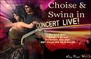 Choise Clip & Swina Allen at Incoerenza Jazz Club