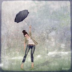Printemps, soleil et pluie.