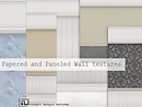 papered and paneled walls insight designs1