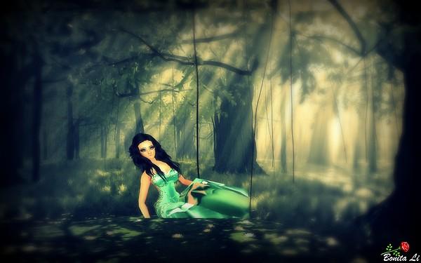 Daydream With the Fair Maiden ~