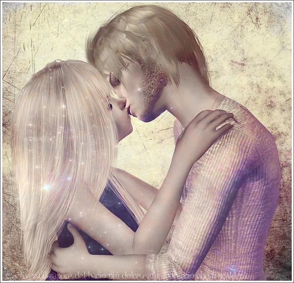 ♥ E arriverà il sapore del bacio più dolce ♥