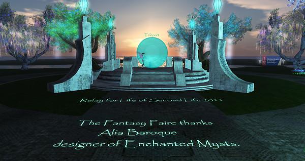 RFL FFC FF Enchanted Mysts TP