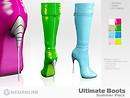 [NeurolaB Inc.] Ultimate boots Summer Pack 2011