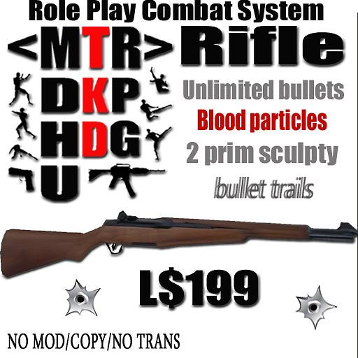MTR-Rifle