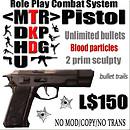 MTR-Pistol