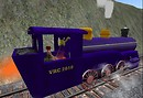 Riding the Rails - chimeracool.burner
