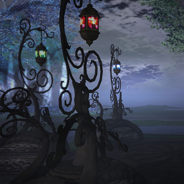 Gazebo Dark Realms