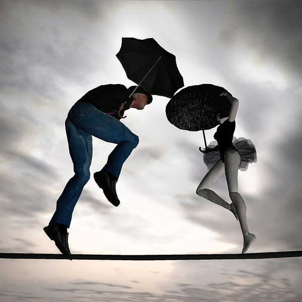 Dancing on a Tightrope