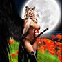 Seraphim's Midnight Stroll