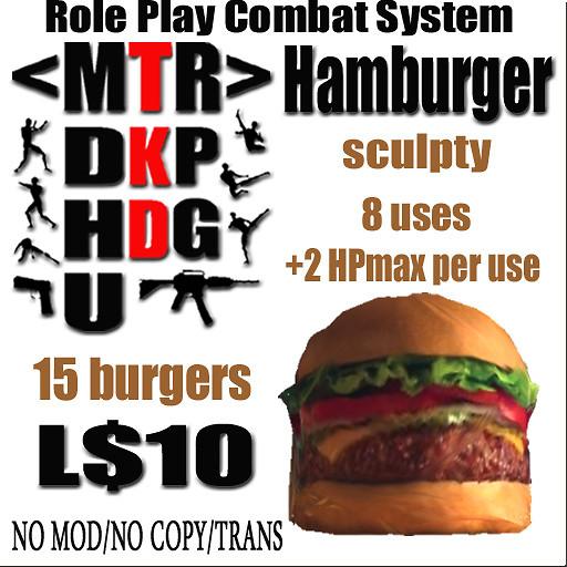 MTR-Hamburger