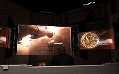Eve Online: watching the news