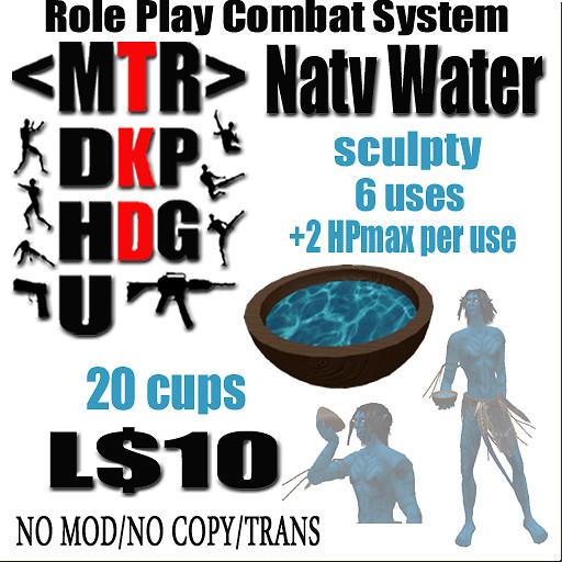 MTR-Natv-Water