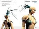[NeurolaB Inc.] Sensiva Hairs Cyborg 2011