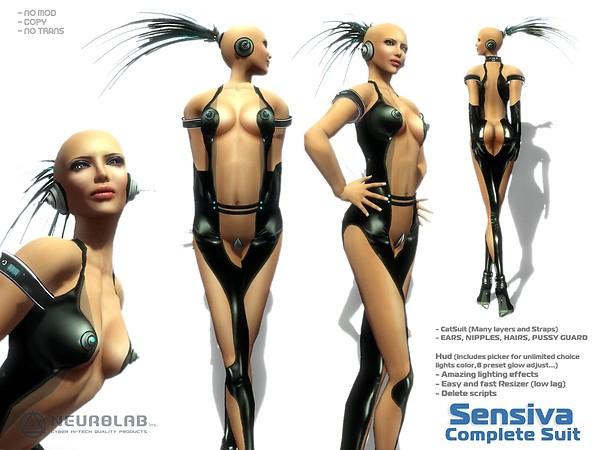 [NeurolaB Inc.] Sensiva Complete Suit 2011