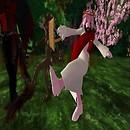 Dancing Easter Bunny Jesus