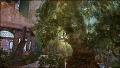Tree and Chapel at Dantooine