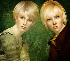 ...Twins...
