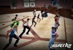 Dance showdown over Kickers