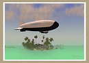 Spirit Air Blimp