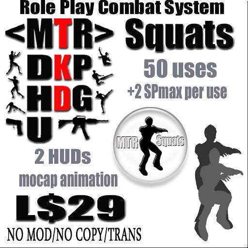 MTR-Squats