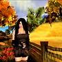 Like autumn day
