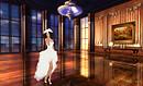 Rose Theatre - Melli in a beautiful room