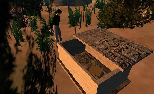 Miriam Usher's Tomb