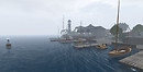 New Port Boat Harbor - Bay City