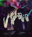Sadako and Andy-Night PArty!